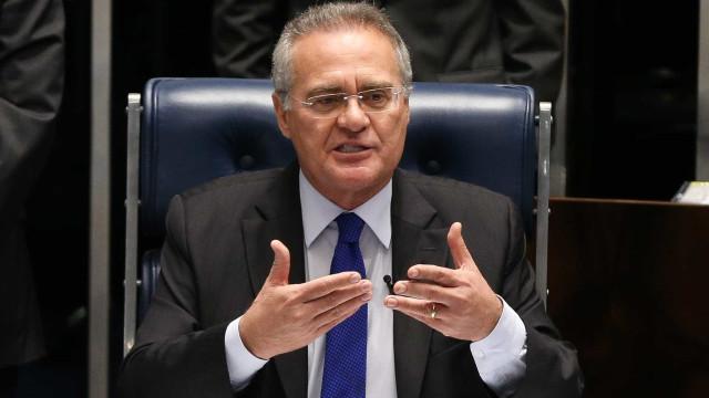 Peemedebistas minimizam reunião  sobre Renan Calheiros