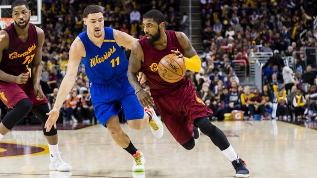 Cavaliers e Warriors iniciam finais da NBA nesta quinta-feira