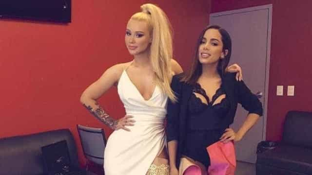 "Nada de briga: Iggy Azalea virá ao Brasil cantar ""Switch"" com Anitta"