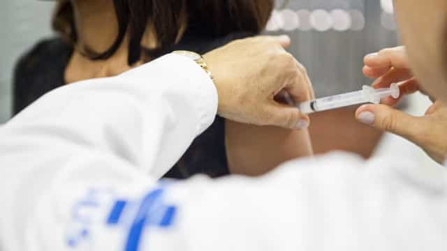 Vacinação contra gripe será  ampliada a partir desta segunda