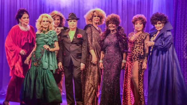 Leandra Leal lança 'Divinas Divas',  sobre travestis pioneiras no país