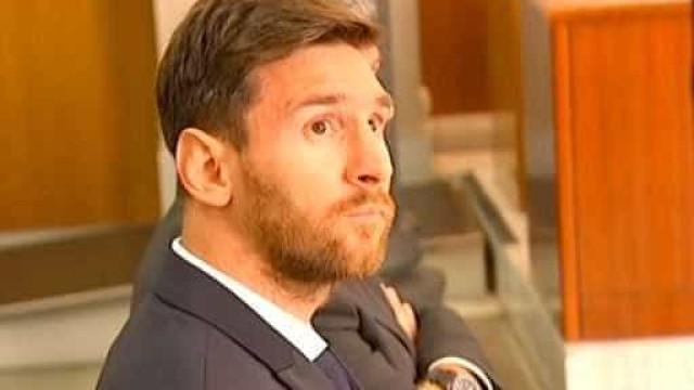 Messi escapa da prisão ao ter pena trocada por multa de R$ 950 mil