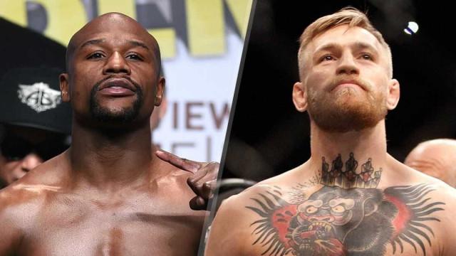 Ingressos para luta entre Floyd e McGregor custam até R$ 260 mil