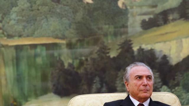 Temer: Brasil vive hoje momentos de grandes conflitos constitucionais
