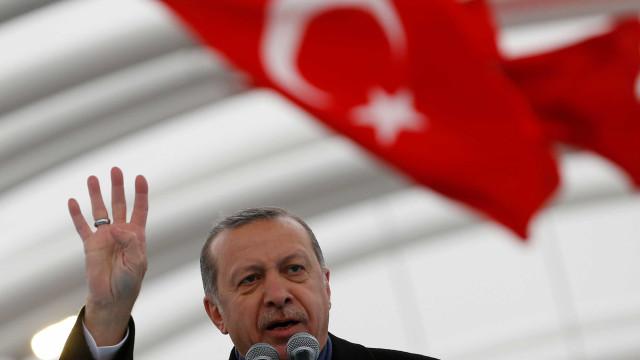 Erdogan se encontra com  ministro da Defesa russo em Istambul