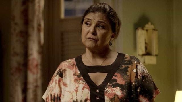 Elizângela cancela gravações de novela  após morte da mãe