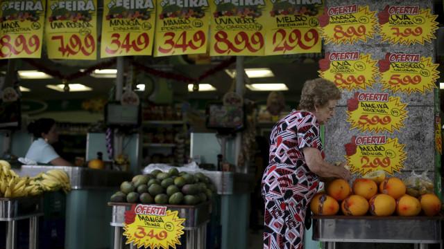 Mercado reduz estimativa de inflação e prevê crescimento maior do PIB