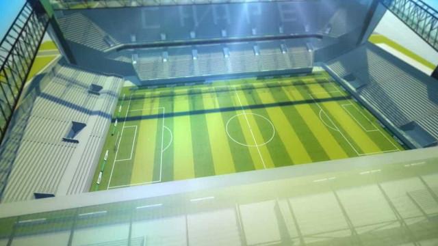 Chapecoense apresenta projeto para modernização da Arena Condá