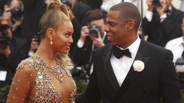 Beyoncé e Jay-Z irão registrar direitos autorais dos nomes dos gêmeos