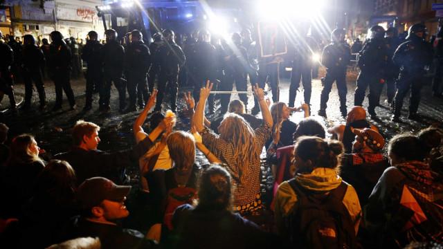 Manifestantes do G20 serão processados pelo governo alemão