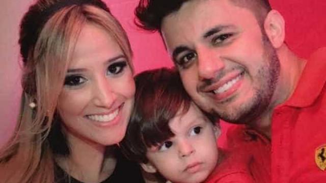 Ex de Cristiano Araújo revela como contou ao filho sobre morte do pai