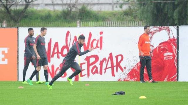 Inter defende Ortiz e acredita em recuperação na Série B
