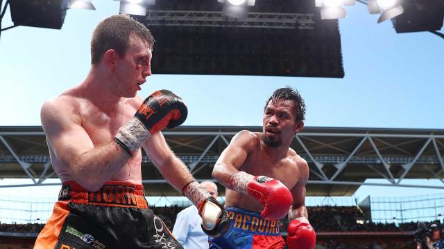 OMB revisará resultado de polêmica luta entre Pacquiao e Horn