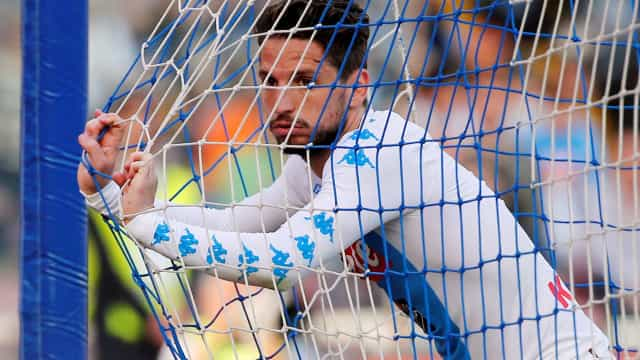 Em amistoso com time da 6ª divisão, Napoli goleia por 17 a 0