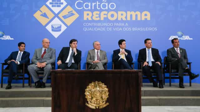 Famílias receberão até R$ 9.646 para reformar casas com Cartão-Reforma