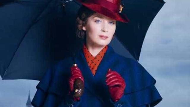 Disney mostra primeiras imagens de  'Mary Poppins' e 'Os Vingadores'