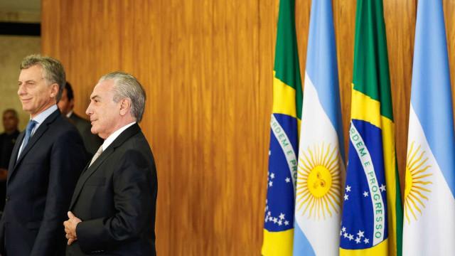 Revisão de acordo Brasil-Argentina limita tributação e juro