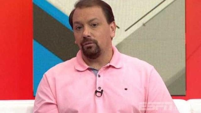 Alê Oliveira dá como incerto futuro na ESPN  após polêmica