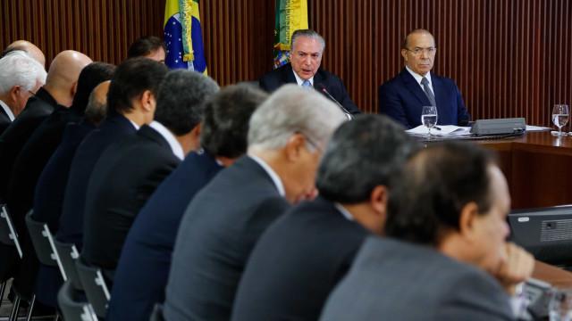 Ministros licenciados vão retomar cargo na Câmara para apoiar Temer