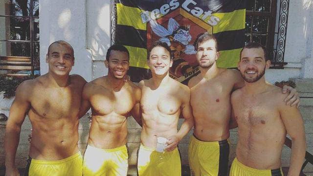 Equipe do Rio de Janeiro vence torneio de futebol gay