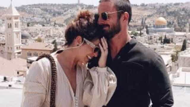 Fernanda Paes Leme emociona em declaração para o namorado
