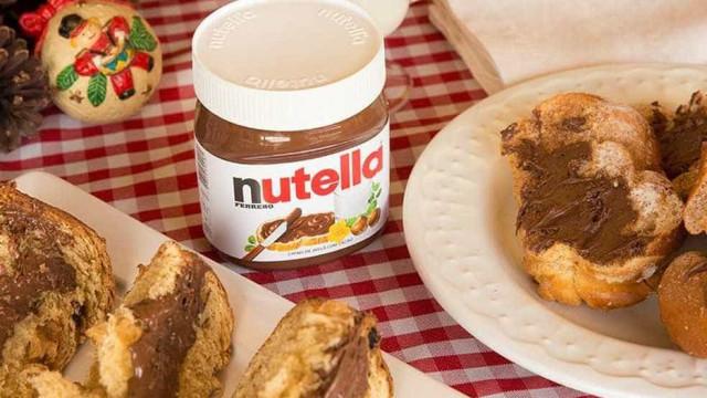 Ladrões furtam 22 toneladas de Nutella e chocolates na Alemanha