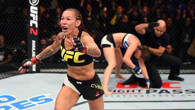 Cris Cyborg cutuca UFC e vê cinturão como resposta a Dana White