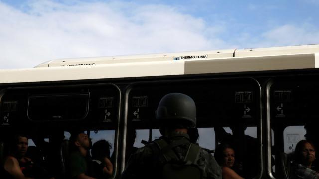 Doze pessoas são presas em  operação das Forças de Segurança no Rio