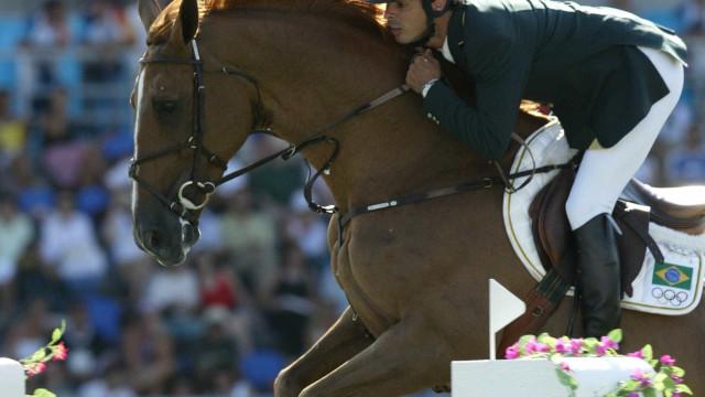 Morre Baloubet du Rouet, o cavalo herói e 'vilão' de Rodrigo Pessoa