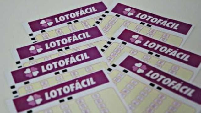 Lotofácil tem dois acertadores e próximo prêmio será de R$ 1,7 mi