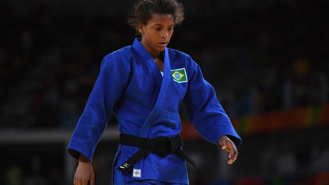 Rafaela Silva é derrotada por portuguesa que foi bronze na Rio 2016