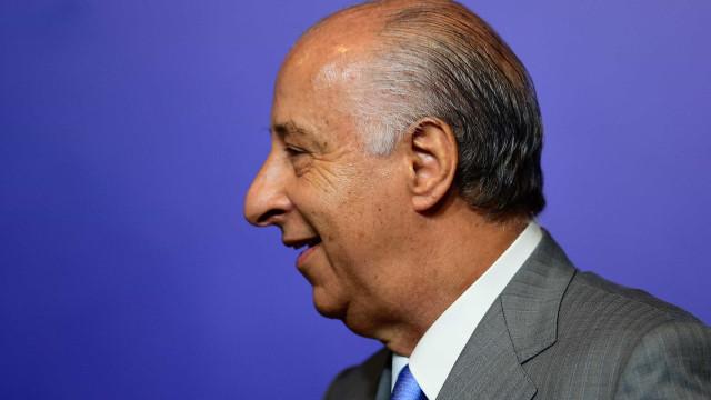 Isolado em Porto Alegre, Del Nero visita a seleção escondido