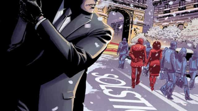 Roteirista fala sobre HQ que terá James Bond como protagonista
