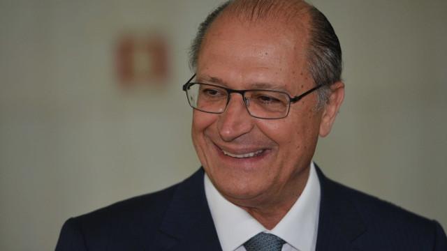 Alckmin vê cenário muito  positivo na indústria de óleo e gás
