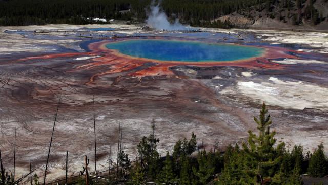 NASA tem um plano para salvar a Terra do supervulcão de Yellowstone