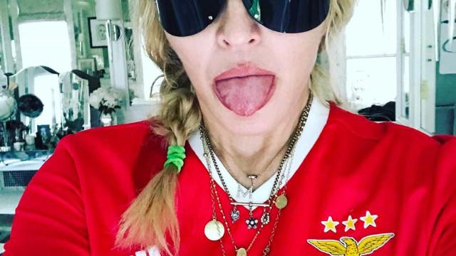 Em Lisboa, Madonna curte nova vida com os filhos
