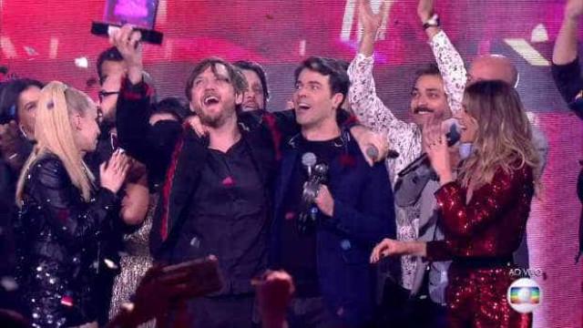 Ator André Frateschi é o vencedor do Popstar