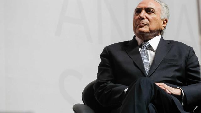 Marqueteiro de Temer integra agência com contrato milionário do governo
