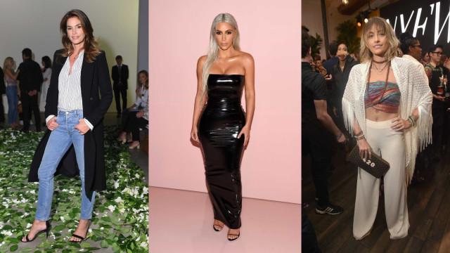 Confira as celebridades que marcaram presença na Semana da Moda de NY