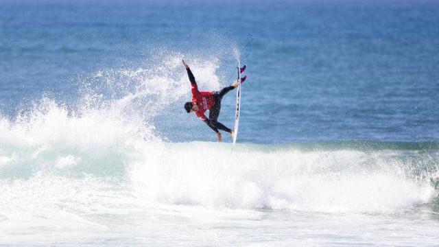 Sete brasileiros se garantem na 3ª fase de Trestles do Mundial de Surfe