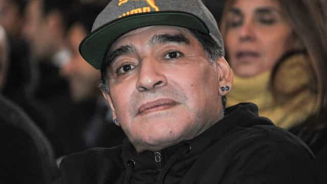 Maradona é absolvido em caso de difamação na Itália