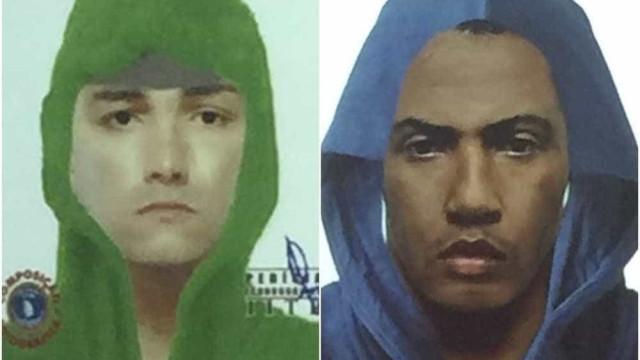 Retratos falados de suspeitos de atirar em jornalista são divulgados