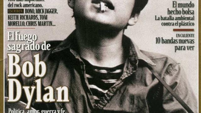 Revista 'Rolling Stone' é colocada à venda