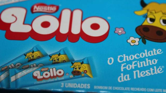 Nestlé e Garoto devem parar de produzir Lollo, Serenata de Amor e mais