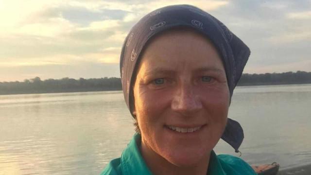 Suspeito de matar britânica admite ter cortado pescoço da atleta