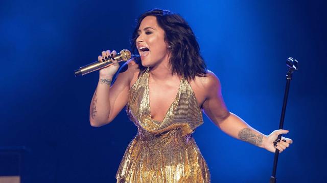 Demi Lovato cantará hino dos EUA antes de Mayweather vs. McGregor