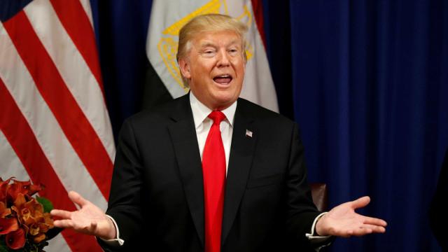 Cresce o índice de aprovação pessoal de Donald Trump