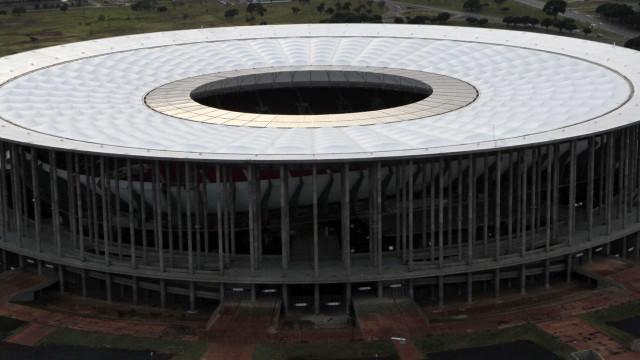 Obras do Mané Garrincha podem ter sido superfaturadas em R$ 106 milhões