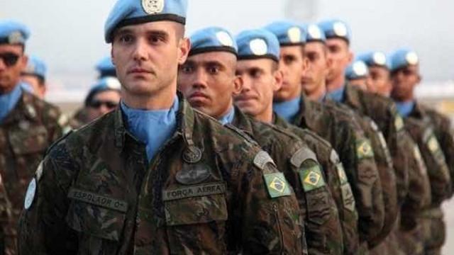 Todos os militares que estavam em missão no Haiti já estão no Brasil