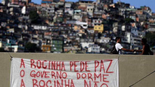 Situação na Rocinha está sendo normalizada, diz CML